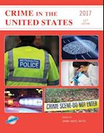 Crime in the United States 2017 (U S Databook Series)