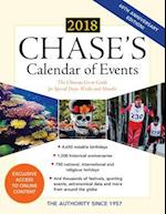 Chase's Calendar of Events 2018 (CHASE'S CALENDAR OF EVENTS)