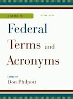 Guide to Federal Terms and Acronyms