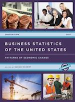 Business Statistics of the United States 2017 (U S Databook Series)