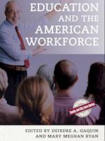 Education and the American Workforce (County and City Extra Series)
