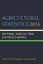 Agricultural Statistics 2016