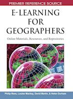 E-Learning for Geographers