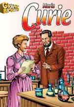 Marie Curie (Saddleback Graphic Biographies)