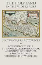 The Holy Land in the Middle Ages (Italica Press Historical Travel)