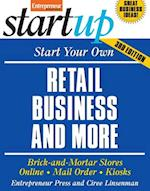 Start Your Own Retail Business and More (Start-Up Series)