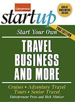 Start Your Own Travel Business af Entrepreneur Press, Rich Mintzer
