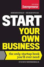 Start Your Own Business, Sixth Edition