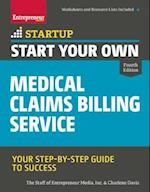 Start Your Own Medical Claims Billing Service (START UP)