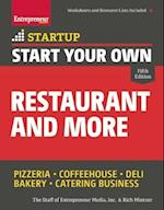 Start Your Own Restaurant and More (START UP)