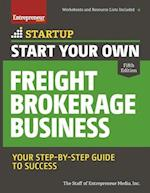 Start Your Own Freight Brokerage Business (START UP)