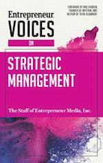 Entrepreneur Voices on Strategic Management (Entrepreneur Voices)