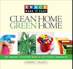Knack Clean Home, Green Home (Knack: Make It Easy)