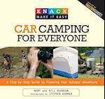 Knack Car Camping for Everyone (Knack: Make It Easy)