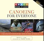 Knack Canoeing for Everyone (Knack: Make It Easy)