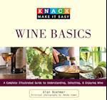 Knack Wine Basics (Knack: Make It Easy (Cooking))