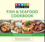 Fish & Seafood Cookbook (Knack: Make It Easy (Cooking))