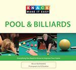 Pool & Billiards (Knack Make It Easy Sports)