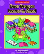 Dear Dragon Learns to Read (Beginning to Read)