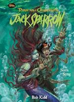 The Siren Song (Pirates of the Caribbean Jack Sparrow Spotlight, nr. 2)