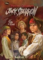 City of Gold (Pirates of the Caribbean Jack Sparrow Spotlight, nr. 7)