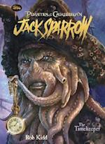 The Timekeeper (Pirates of the Caribbean Jack Sparrow Spotlight, nr. 8)