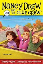 Ticket Trouble (Nancy Drew the Clue Crew Library, nr. 10)