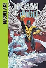 Ice Man & Angel af Brian Clevinger