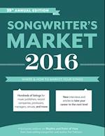 Songwriter's Market 2016 af Cris Freese