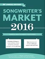 Songwriter's Market 2016 af Cris Freese