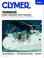 Yanmar One, Two & Three Cylinder Diesel Inboard Engines 1980-2009