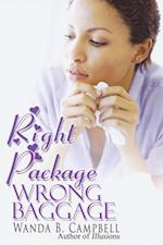 Right Package, Wrong Baggage af Wanda B. Campbell
