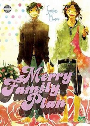 Bog, paperback Merry Family Plan af Sumitomo Morozumi