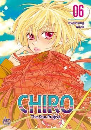 Bog, paperback Chiro The Star Project 6 af HyeKyung Baek