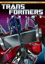 Transformers Prime A Rising Darkness