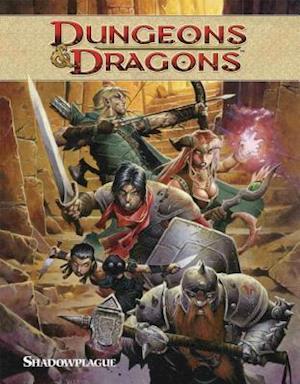 Bog, hardback Dungeons & Dragons 1 af John Rogers
