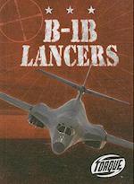 B-1B Lancers af Jack David