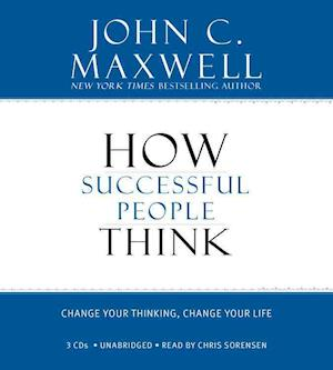 Lydbog, CD How Successful People Think af John C Maxwell, Chris Sorensen