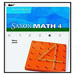 Saxon Math 4
