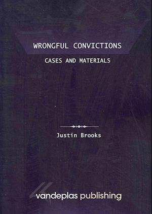 Bog, paperback Wrongful Convictions af Justin Brooks