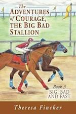 The Adventures of Courage, the Big Bad Stallion