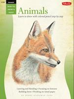 Drawing: Animals in Colored Pencil (How to Draw and Paint Series)