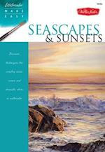 Seascapes & Sunsets (Watercolour Made Easy)