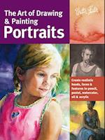 The Art of Drawing & Painting Portraits (Collectors Series)
