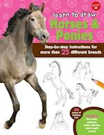 Learn to Draw Horses & Ponies (Learn to Draw)