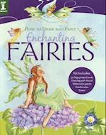 How To Draw And Paint Enchanting Fairies af Barbara Lanza
