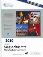Massachusetts Manfacturers Directory 2010 (Massachusetts Manufacturers Directory)