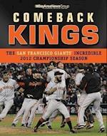 Comeback Kings af Triumph Books