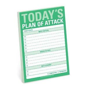 Today's Plan of Attack Great Big Stickies