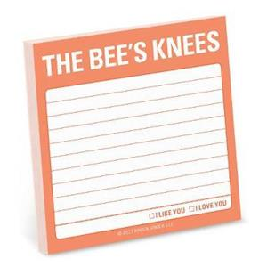 The Bee's Knees Sticky Note